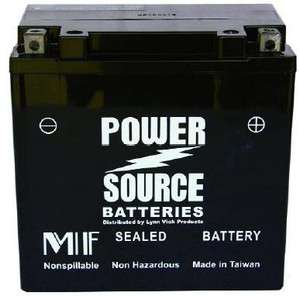 2007 2010 Harley Davidson FXST,FLST Series Softail Motorcycle Battery