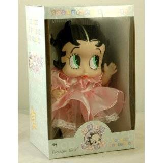 Baby Betty Boop 12 Inch Plush Doll Stuffed Toy  Toys & Games