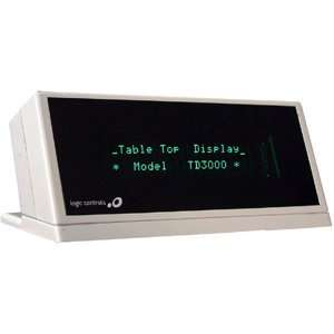 Logic Controls TD3200 Table Top Display. TABLETOP DISPLAY