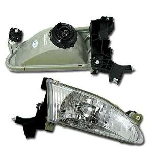 98 99 00 TOYOTA COROLLA HEADLIGHT head light lamp RH