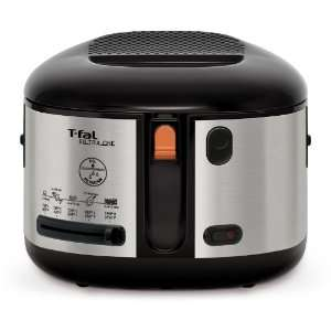 Exterior Electric Deep Fryer, Silver