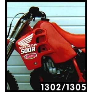 Clarke Gas Tanks Honda CR250R (1988 1989) 3.5 Gal.   Red