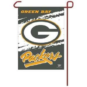 Green Bay Packers Garden Flag NFL