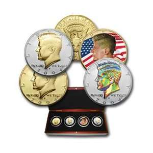 Ultimate JFK Half Dollar Collection Toys & Games