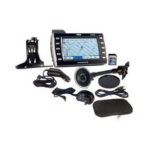 GPS Portable Navigation System w/4 Touch Screen Electronics