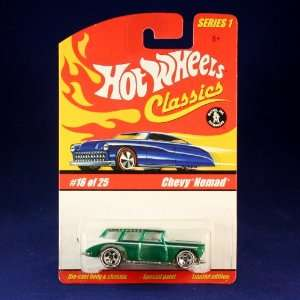 GREEN) 2004 Hot Wheels Classics 164 Scale SERIES 1 Die Cast Vehicle