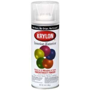 51255 11 OZ Satin Nickel Metallic Enamel Spray Paint