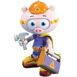Learning Curve Brands Super Why   Alpha Pig Action Figure