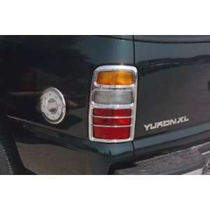 Putco Chrome Tail Light Cover, for the 2005 GMC Canyon Automotive