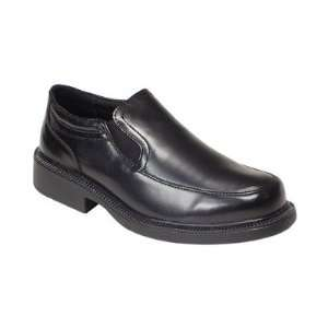 Soft Stags ASHVLL SMTH BLK Mens Ashville Loafer in Black