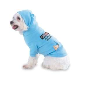 WARNING MY CAT ATE YOUR DOG Hooded (Hoody) T Shirt with
