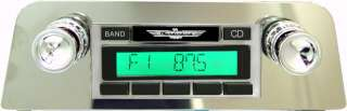 Custom Autosound USA 630 1965 65 Ford Thunderbird Stereo Radio
