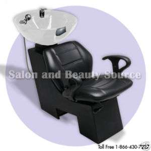 Shampoo Backwash Unit Bowl Chair Salon Equipment  kensh