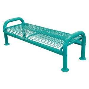 Leisure Craft U Leg Wire Commercial Grade Bench without