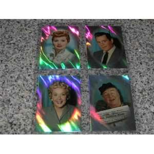 Chase Set (Lucille Ball, Desi Arnaz, Vivian Vance, William Frawley
