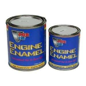 POR 15 Engine Paint   Pint   Chevrolet Orange Automotive